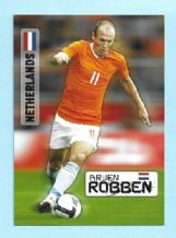 Holland Arjen Robben Real Madrid (D)